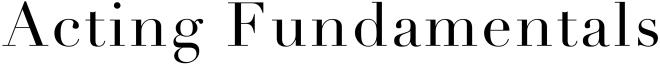 headings copy