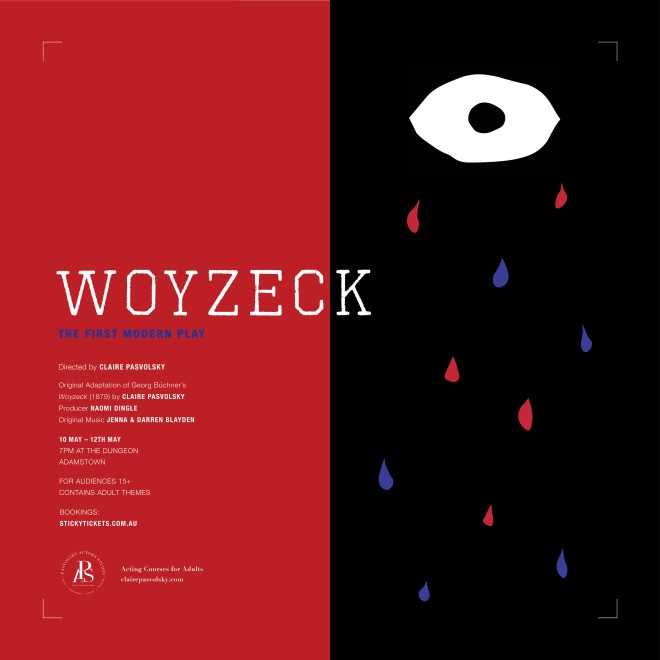 Woyzeck Poster Square6